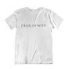 Fear of Wife Crew Neck S-Sleeve T-shirt