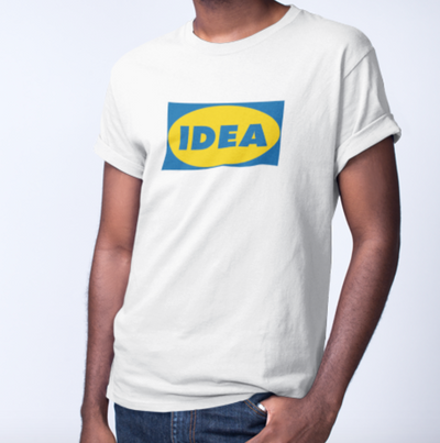 IDEA Crew Neck S-Sleeve T-shirt