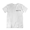 White Board Crew Neck S-Sleeve T-shirt