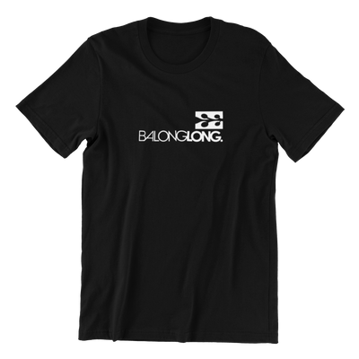 Tshirt Singapore Ba;longlong, black by Kaobeiking, Singapore tshirt designer
