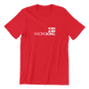 Tshirt Singapore Ba;longlong, red by Kaobeiking, Singapore tshirt designer