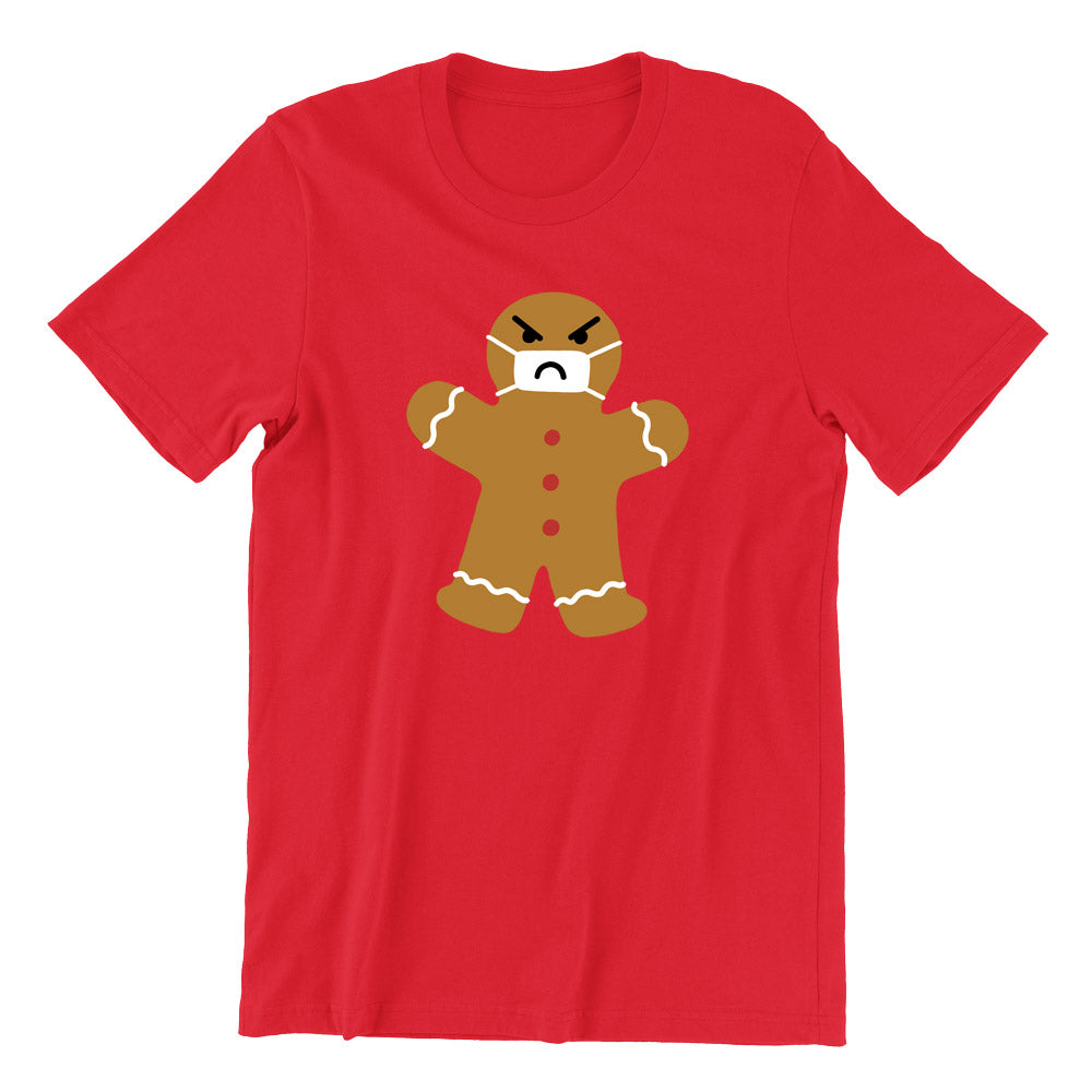 Gingerbread Short Sleeve T-shirt