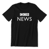 Singapore adult tshirt CCB News, black by Kaobeiking, Singapore tshirt designer
