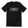 Singapore funny tshirt Limbei 零北, black by Kaobeiking, Singapore tshirt designer