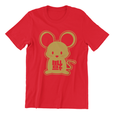 Hock Mouse CNY Edition (KIDS' sizes)