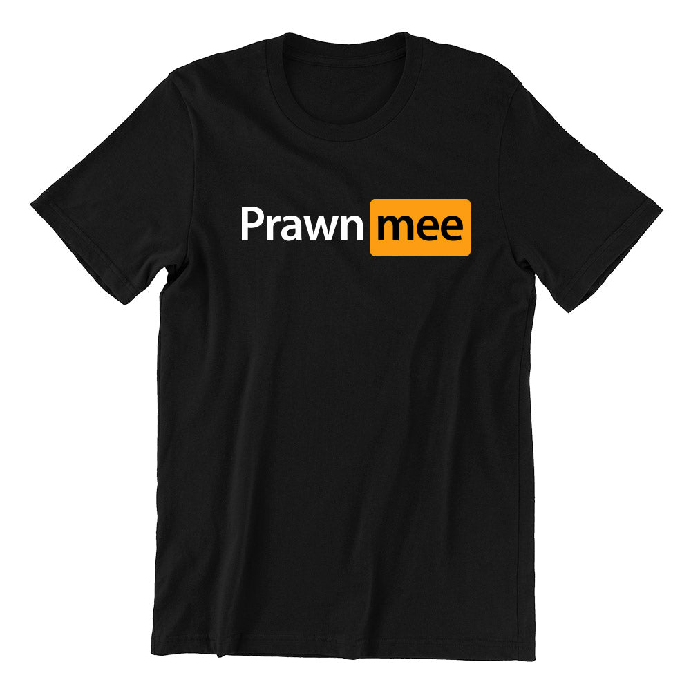 Prawn Mee Short Sleeve T-shirt