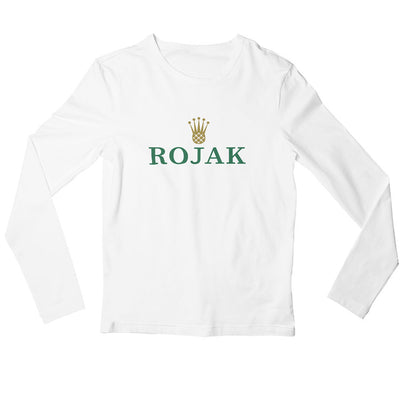 Rojak Crew Neck L-Sleeve T-shirt