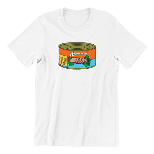 Spammed Short Sleeve T-shirt