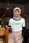 Chilli Crab Crew Neck S-Sleeve T-shirt