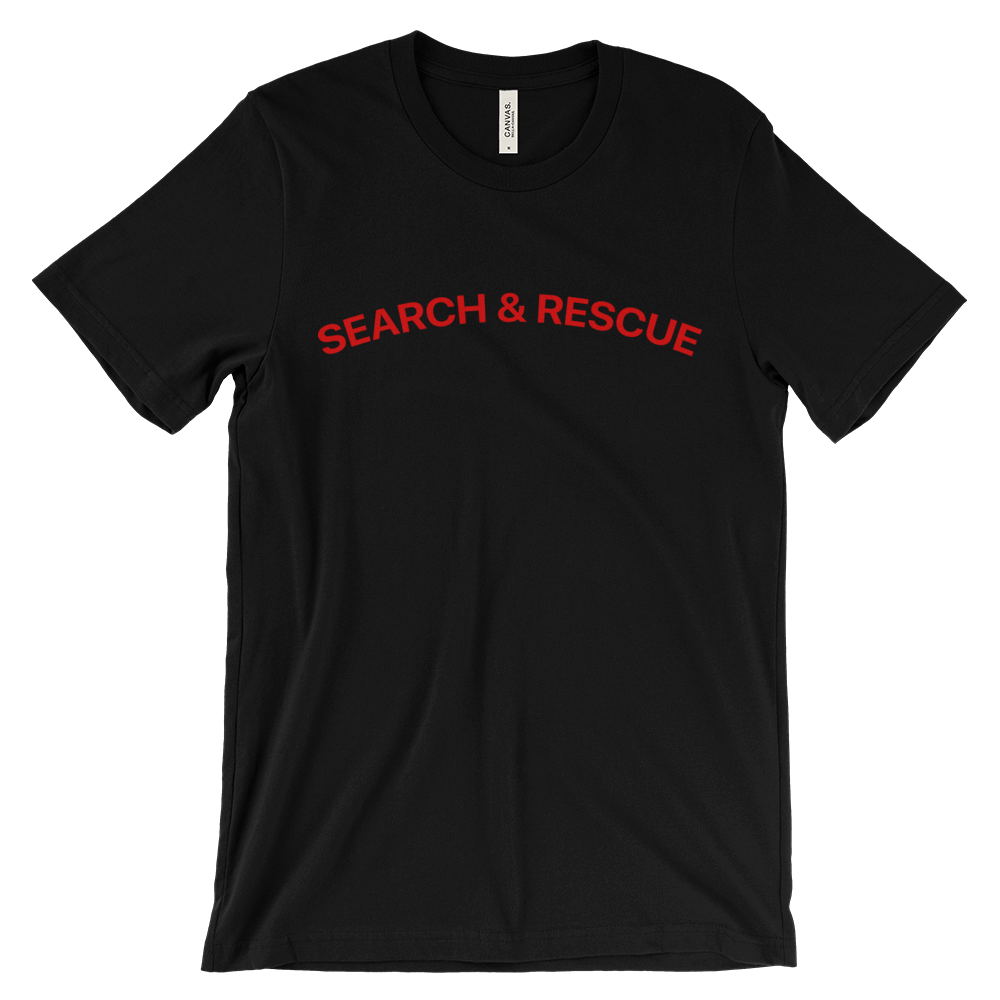T-shirt - Search And Rescue T-Shirt