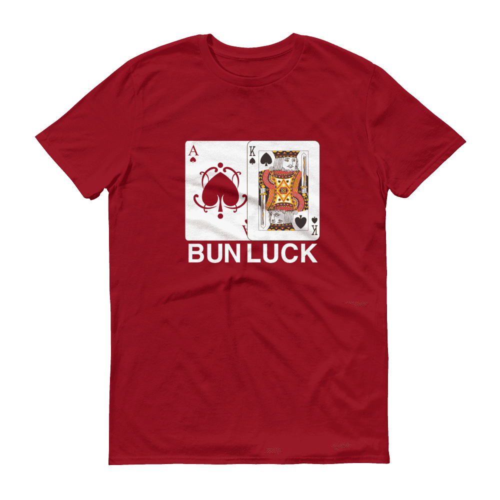 T-shirts - Bun Luck (Ace & Queen)