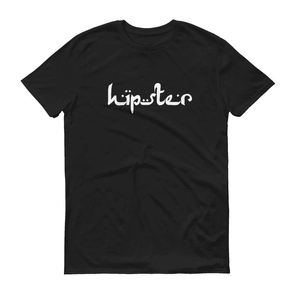 T-shirts - Hipster