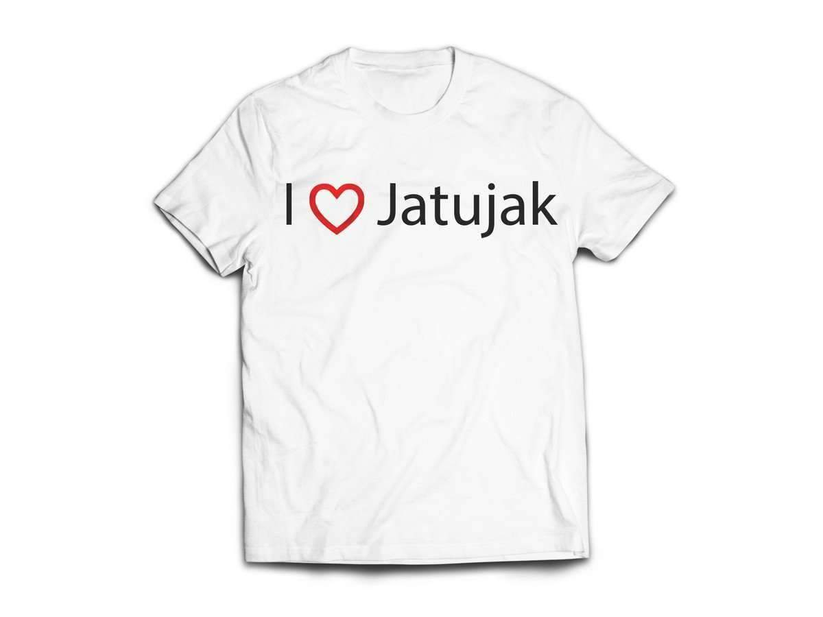 T-shirts - I Love Jatujak