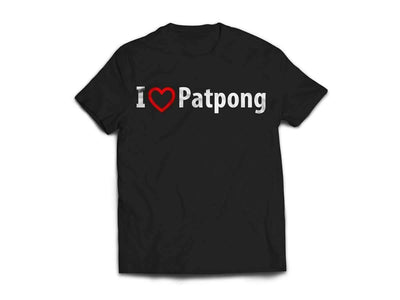 T-shirts - I Love Patpong