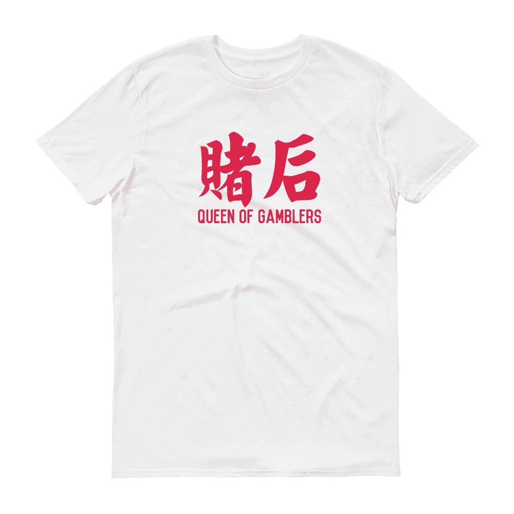 T-shirts - Queen Of Gamblers