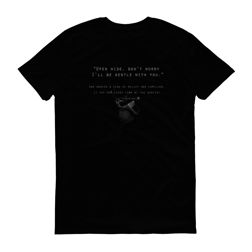 T-shirts - SG 50 Shades Of Grey - Dentist