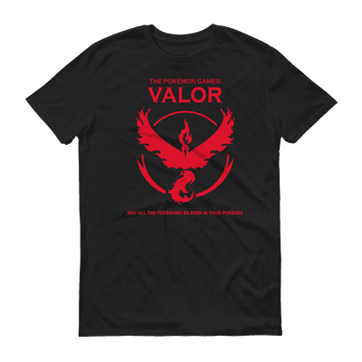 T-shirts - The Pokémon Games: Team Valor