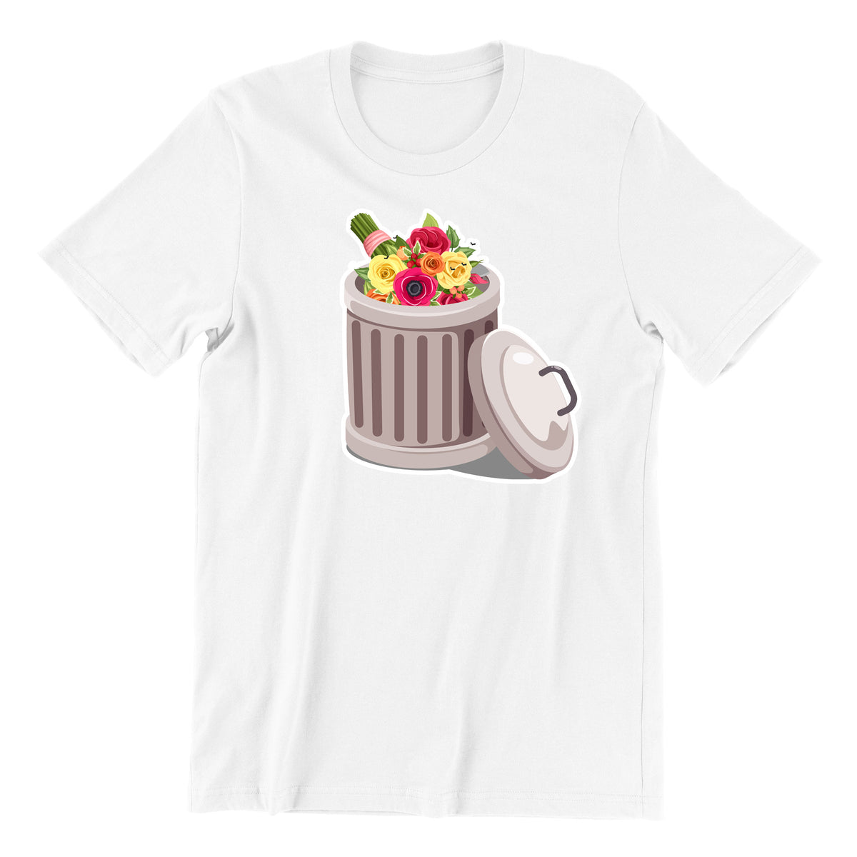 Trashed Short Sleeve T-shirt