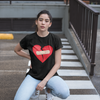 Broken Heart Short Sleeve T-shirt