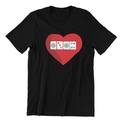 Love 1314 Crew Neck S-Sleeve T-shirt