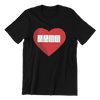 Love 3344 Crew Neck S-Sleeve T-shirt