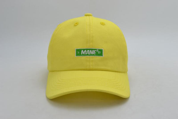 S. MANE® ST DAD HAT-Yellow