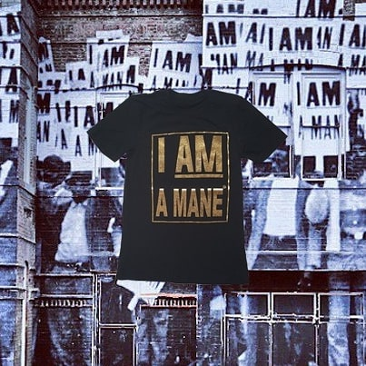 "I AM A MANE® 50th Anniversary ""Gold"" edition"
