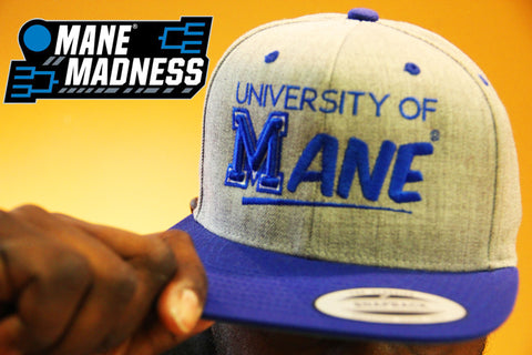 "University of Mane ""Campus cap"""
