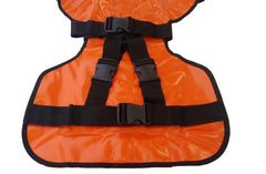 LINE2design Fluid Restraint Pediatric Seat EMS EMT Adjustable Emergency Immobilization Unit - Orange - LINE2EMS - Extrication
