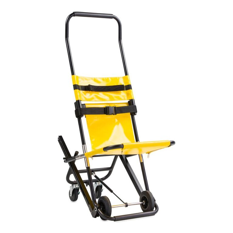 LINE2design EMS Stair Chair - Medical Emergency Patient Lift Transfer -Single Operator