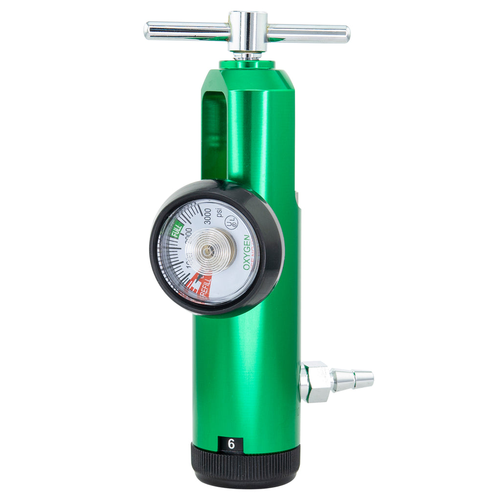 LINE2EMS Oxygen Regulator