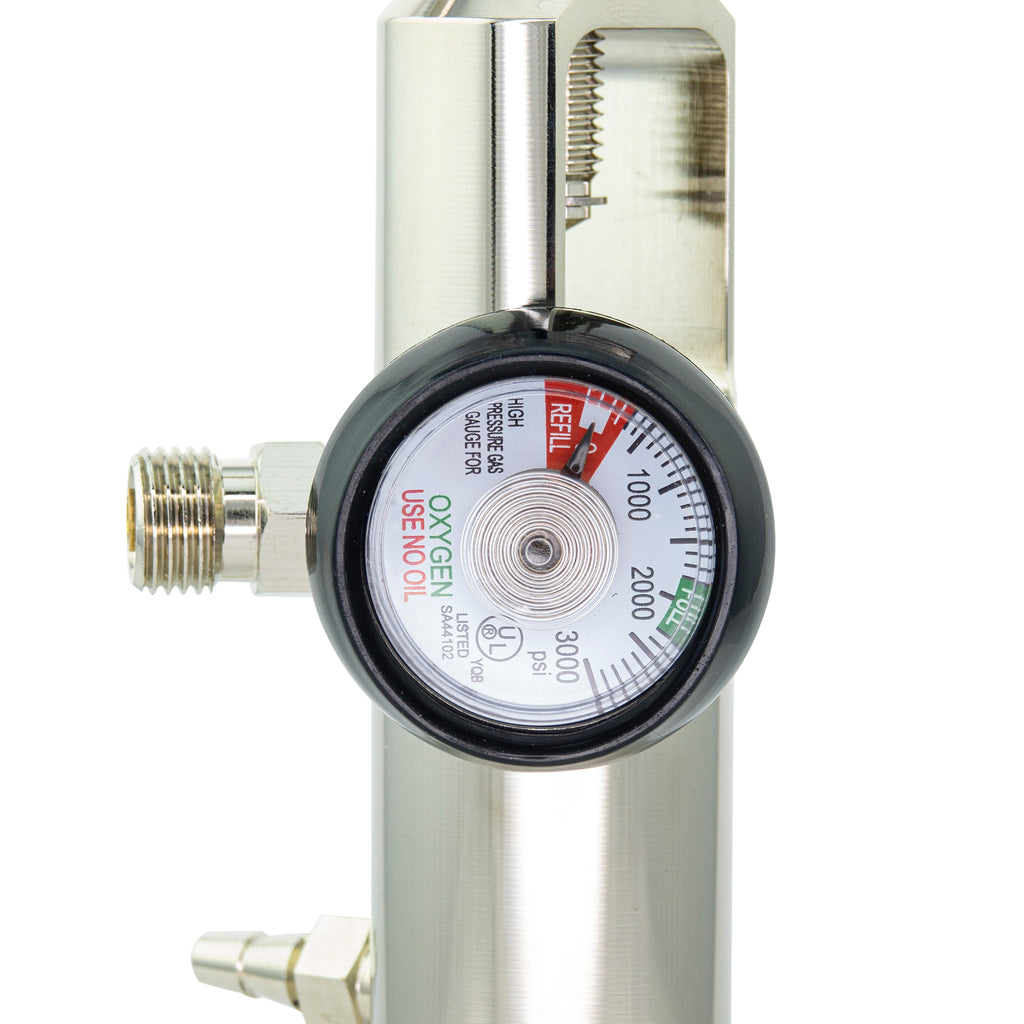 Oxygen Regulator by LINE2EMS