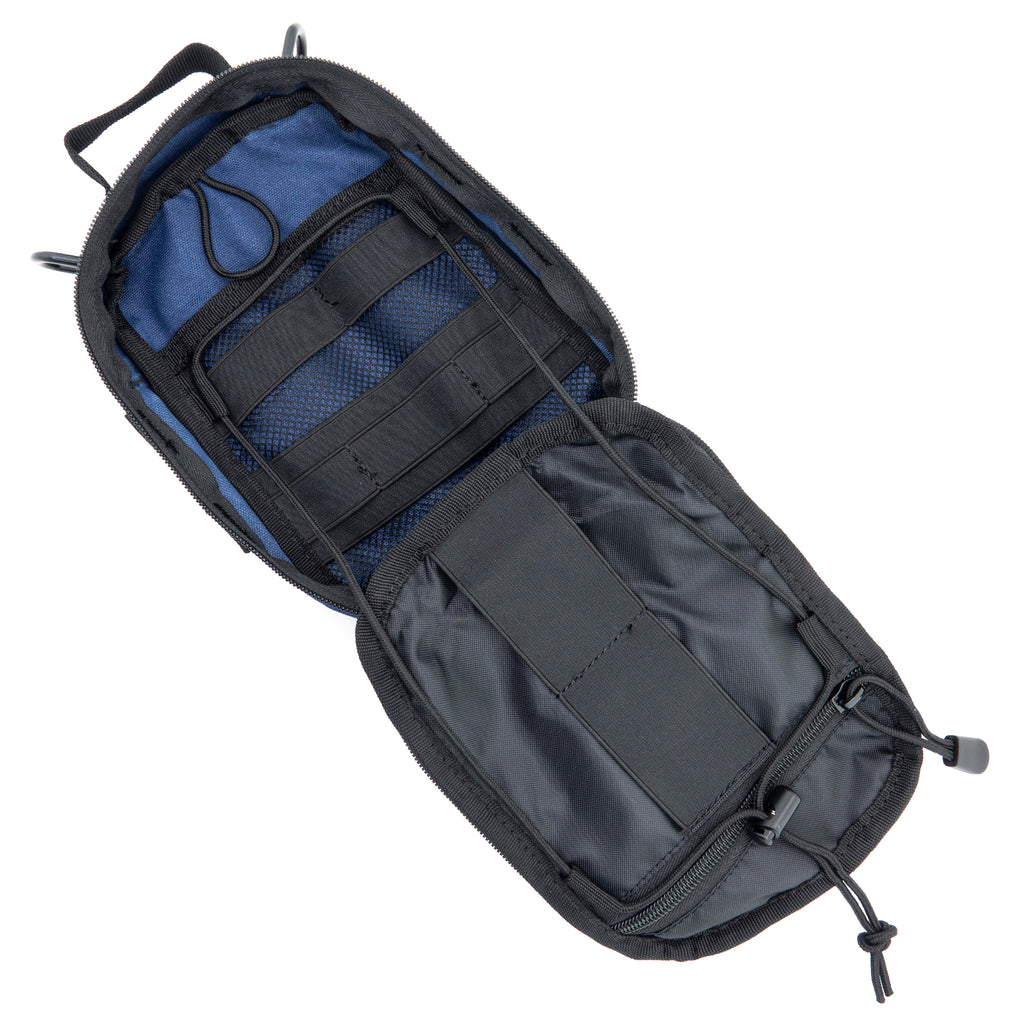 LINE2design IFAK Navy Blue Molle System Bag