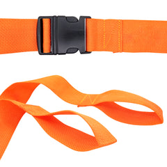 LINE2design Backboard Straps Orange Looped