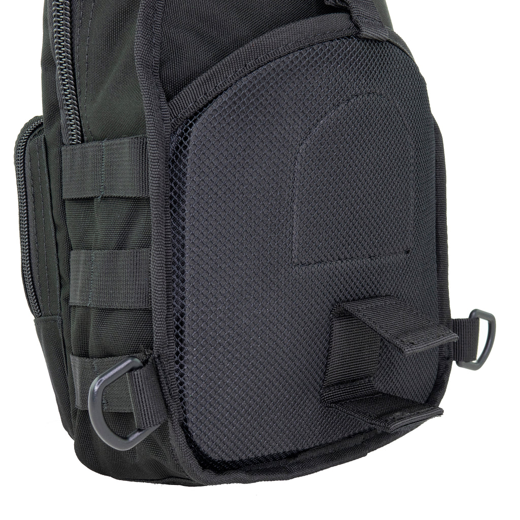 LINE2design Sling Over The shoulder Tactical Molle Bag IFAK