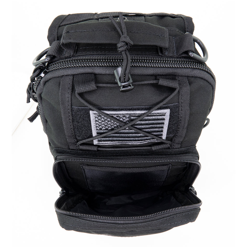 LINE2design Sling Backpack IFAK Molle Bag Stop Bleeding