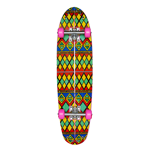 Tribe Vibe Board Kit (Pink)
