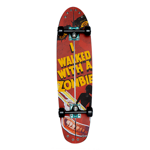 Walked With A Zombie Board Kit (Black)