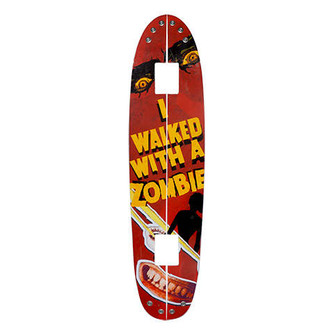 Walked With A Zombie Board