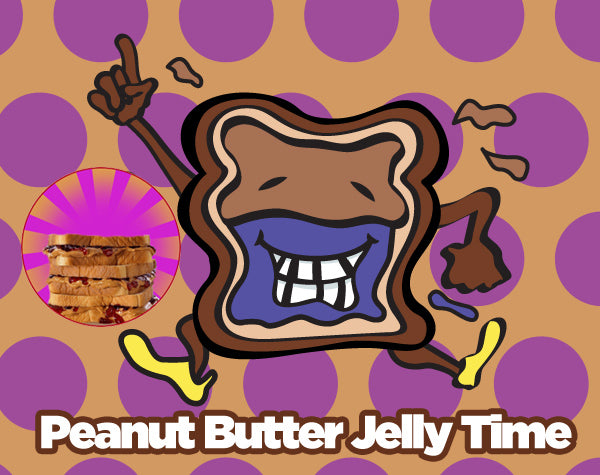 Angels and Tomboys Peanut Butter Jelly Time
