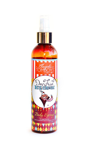Angels and Tomboys™ Deep Fried Ice Cream™ - Body Spray as seen on SHARK TANK