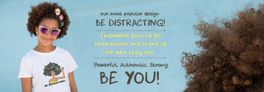 Brown Crayons Be Distracting! Be You!