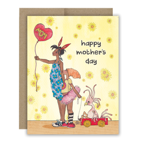 Happy Mother's Day - Notecard