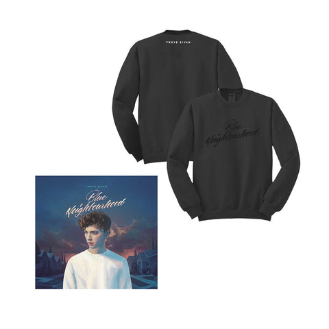 Blue Neighbourhood Deluxe Album + Sweatshirt
