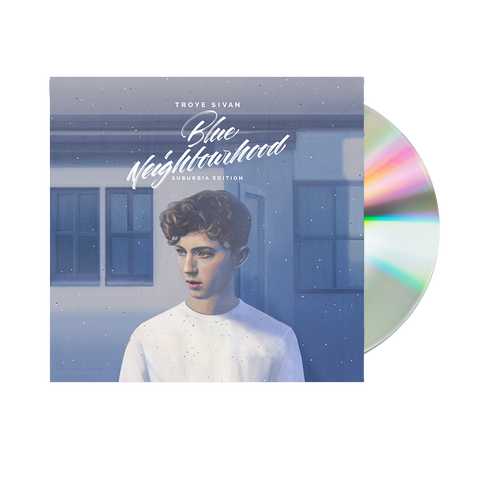 Blue Neighbourhood The Remixes 2CD