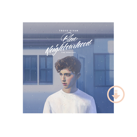Blue Neighbourhood Remixes Digital Album