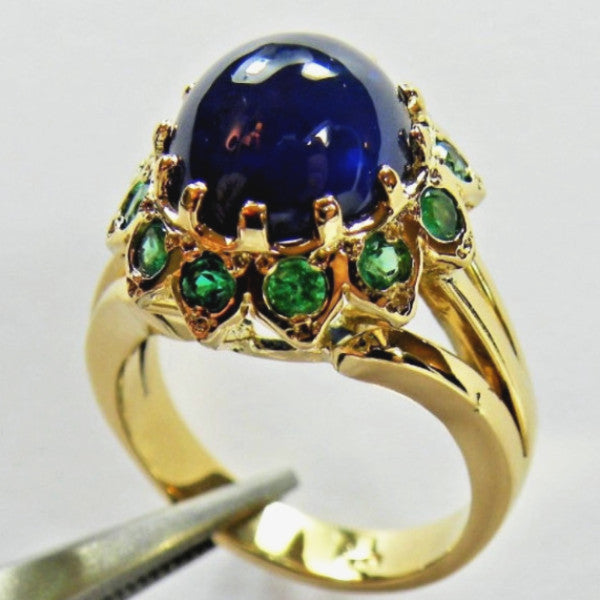 colleen and zircon ring white cut rin sapphire sterling lopez products d emerald blue
