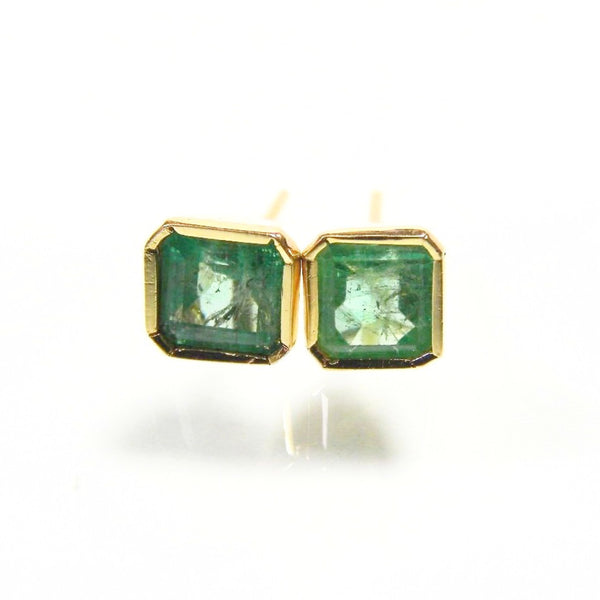 cttw gg solid earrings genuine latest in white turquoise gold stud deals