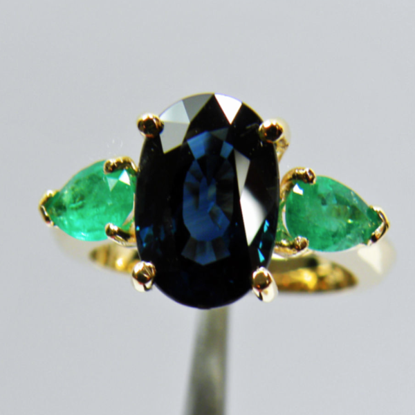 cut sapp jules eternity blue sapphire alexandrajules alexandra band emerald products