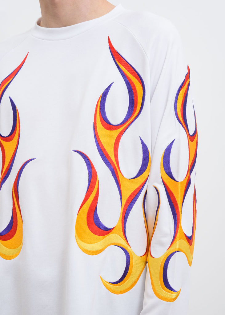 Etudes, White Desert Flaming Long Sleeve, 017 Shop